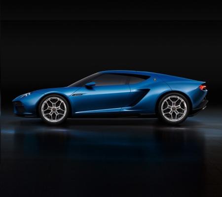 Salón de París: Nuevo Lamborghini Asterion Hybrid Concept