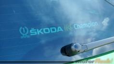 Skoda Fabia RS IRC Champions Edition