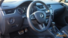 Skoda Octavia Combi RS