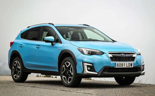 Subaru presenta el XV Eco Hybrid: el Superventas que competirá por el liderazgo de los híbridos