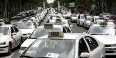 """Huelga de taxis contra la competencia """"ilegal"""""""