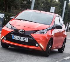 Toyota Aygo 2015 llega a España