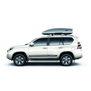 Toyota Land Cruiser nos trae novedades en su gama