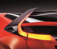 Honda Civic Type R - detalle alerón trasero