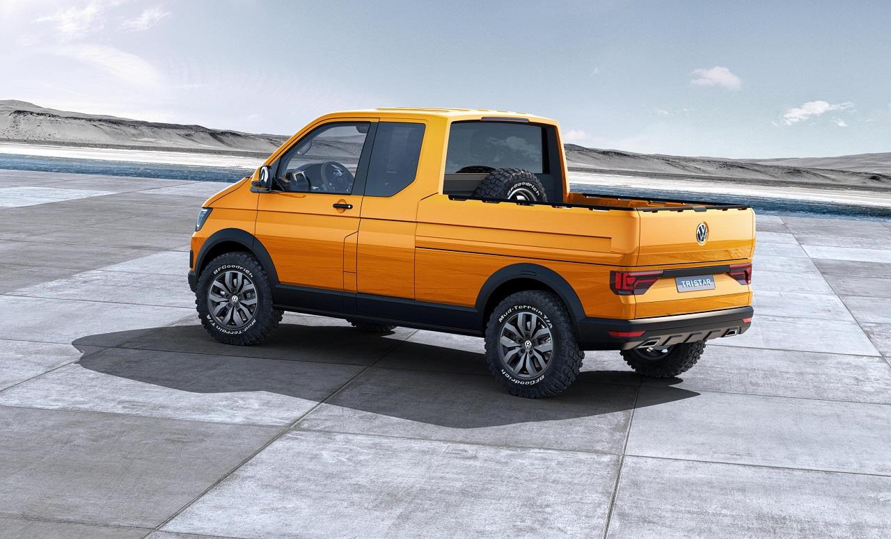 Volkswagen Tristar Transporte Del Futuro