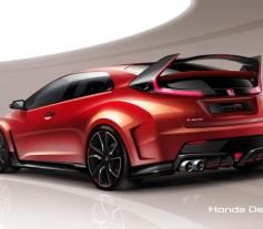 Honda Civic Type R - Ginebra 2014