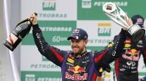 F1 Brasil 2013 - Vettel