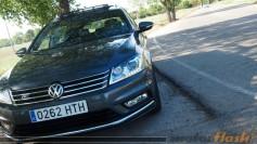 Prueba Volkswagen Passat Variant, comportamiento y conclusiones