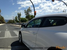 Prueba Volkswagen Scirocco - comportamiento y conclusiones