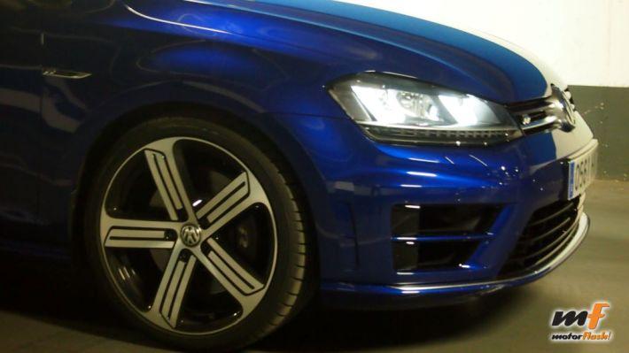 Prueba Volkswagen Golf R 4Motion